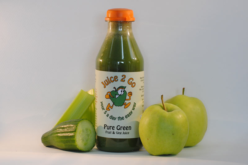 Pure Green - Fruit & Vegetable Juice