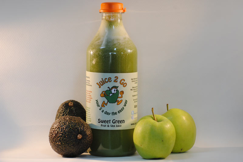Sweet Green - Fruit & Vegetable Juice