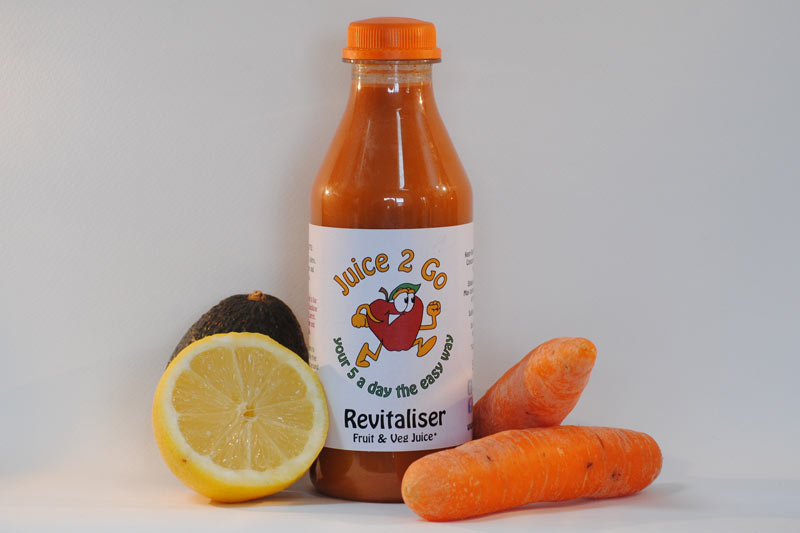 Revitaliser - Fruit & Vegetable Juice