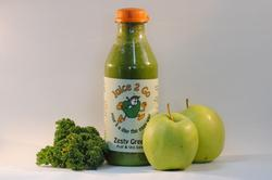 Zesty Green - Fruit & Vegetable Juice. Product thumbnail image